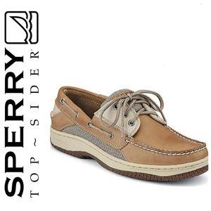 Men's SPERRY Billfish 3-Eye Boat Shoe/ SZ 10M